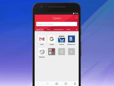 Opera 37 llega con un aspecto totalmente nuevo