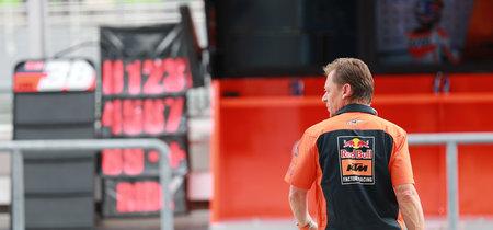 """Mike Leitner: """"Dani Pedrosa hizo de la Honda una moto ganadora y ahora nos ayudará en KTM"""""""