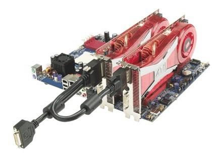 Benchmarks de las ATi HD 4870, sin estar aún en el mercado