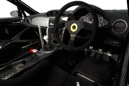 Subaru BRZ por Possum Bourne Motorsport