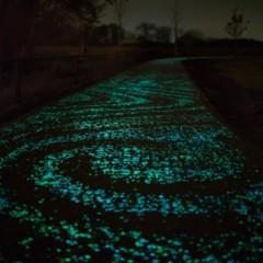 Foto 9 de 9 de la galería carril-bici-la-noche-estrellada-por-studio-roosegarde en Motorpasión