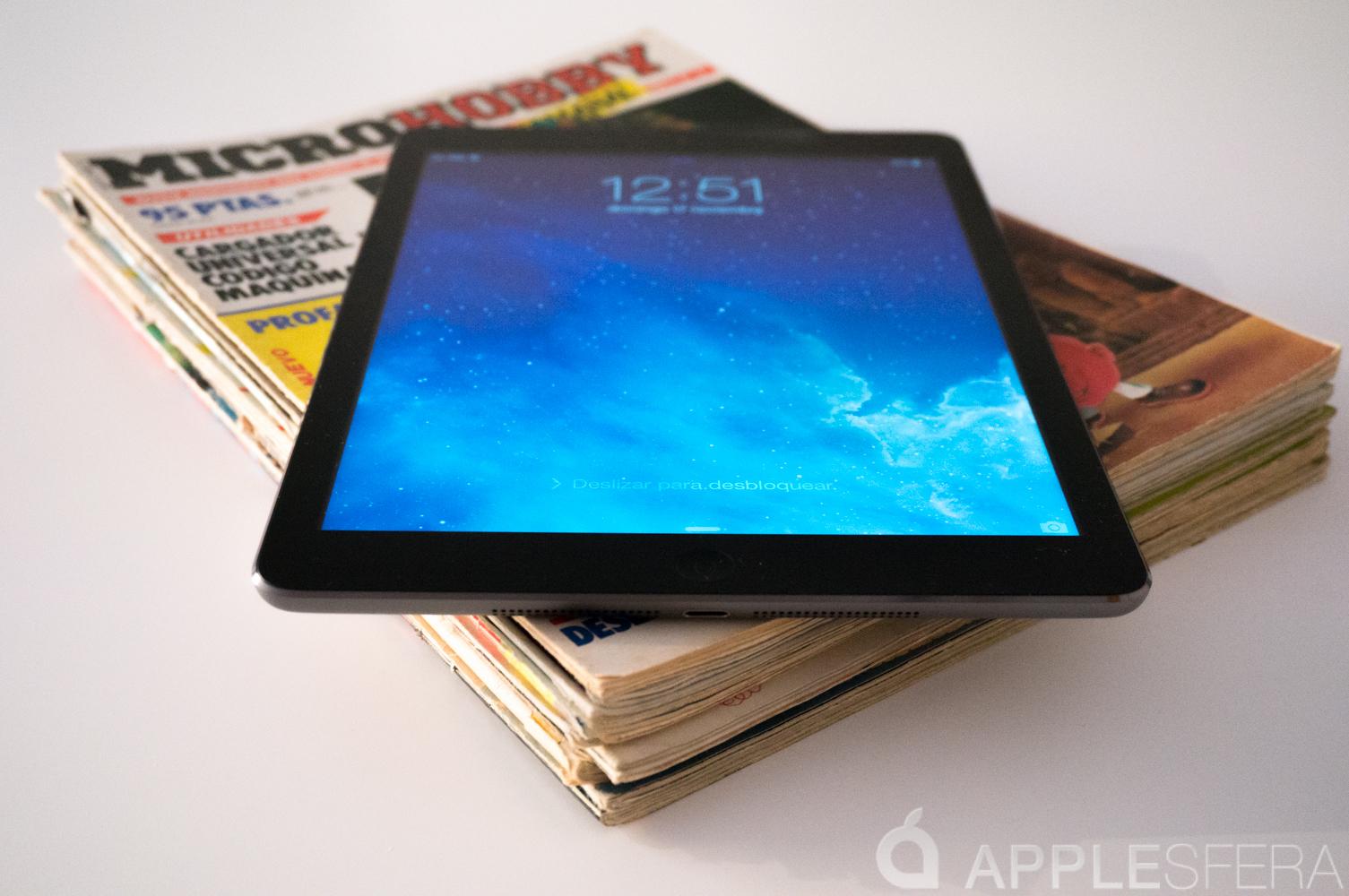 Foto de Así es el nuevo iPad Air (33/34)