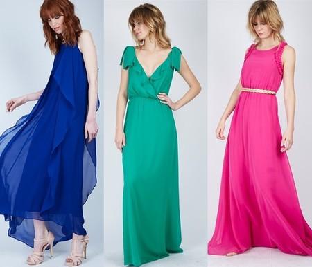 0c9cf19a0 Vestidos para damas de honor que no son nada convencionales