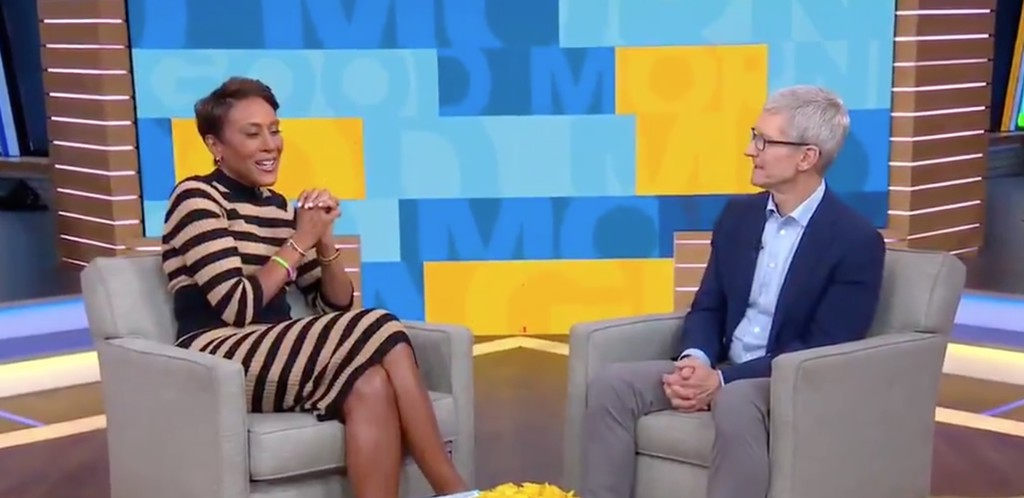 """""""Queremos que haya un iPhone para todo el mundo"""": Tim Cook habla del precio de los iPhone XS en una entrevista"""