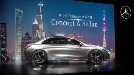 Mercedes Clase A Sedan Concept 65