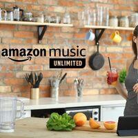 """Prueba gratis este verano Music Unlimited, el """"Spotify de Amazon"""", y llévate un cheque regalo de 5 euros"""