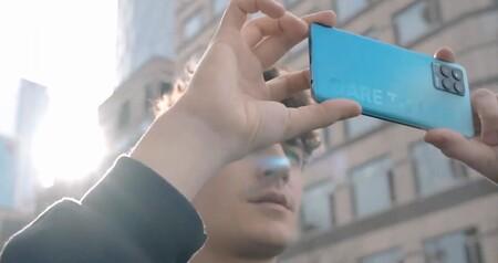 El Realme 8 Pro ve desvelado su diseño de manera oficial junto a sus características de cámara