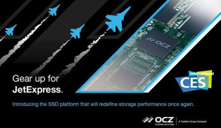 OCZ quiere volver con fuerza al mercado de los SSD a base de I+D: JetExpress es su nuevo controlador
