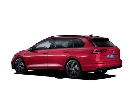 Volkswagen Golf Estate R Line 2021 25