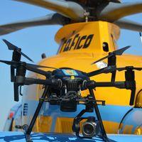 La DGT utilizará drones para poner multas por infracciones en carretera a partir del 1 de agosto