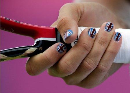 El nail art arrasa en los Juegos Olímpicos de Londres 2012