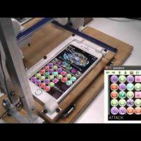 Si un juego del iPhone te puede... construye un robot que pueda con él
