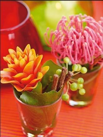 bouquet de la colección floral de sia