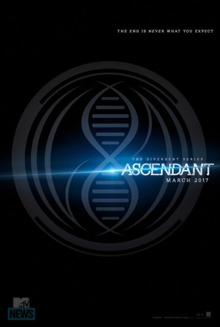 Teaser póster de Ascendant