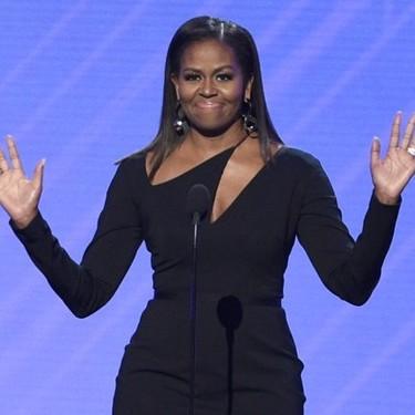 La gira de presentación de sus memorias convierte a Michelle Obama en lo más parecido a una estrella del pop