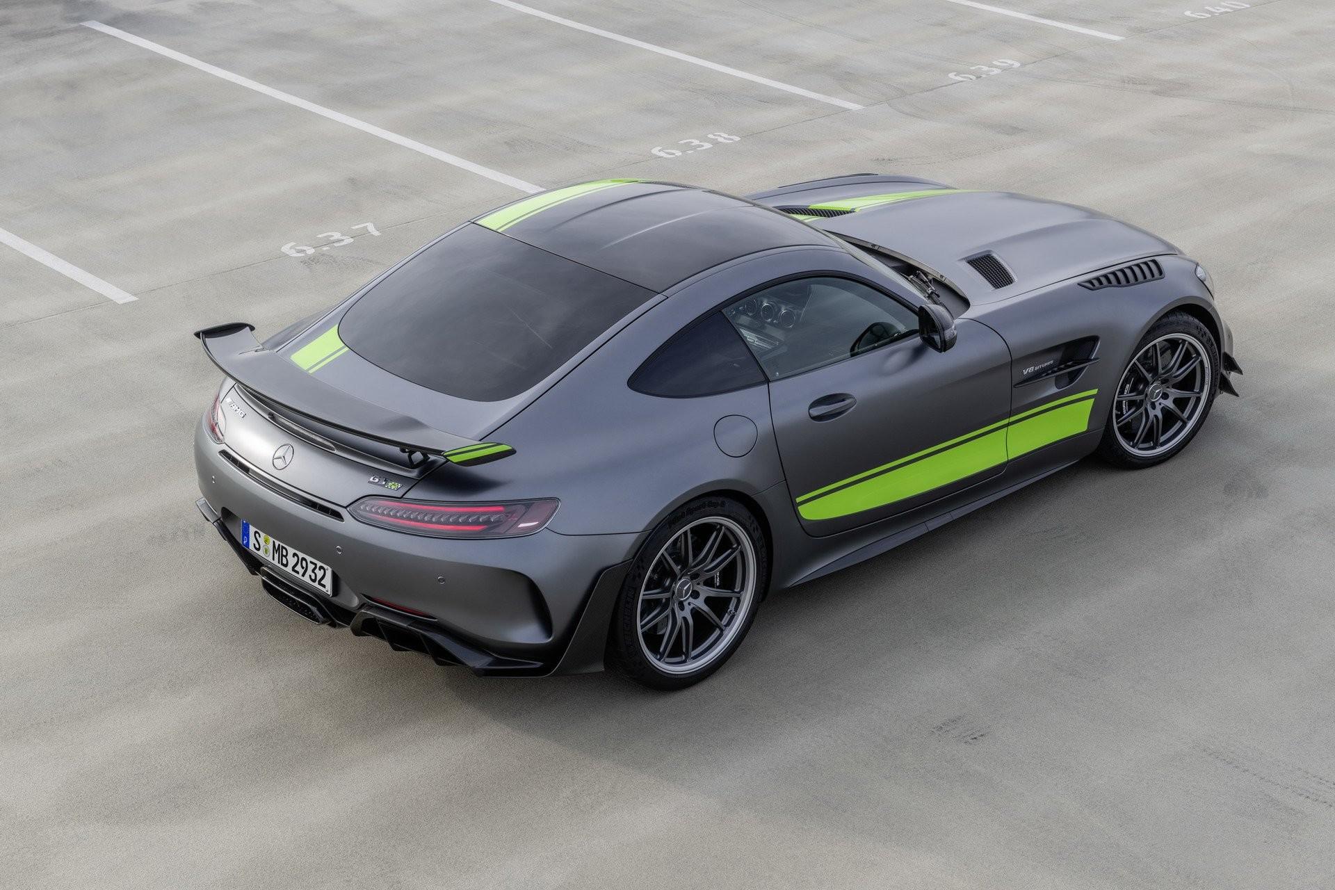 Foto de Mercedes-AMG GT 2020 (36/44)
