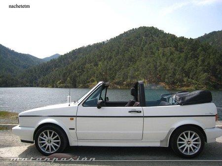 tesoros de motorpasi243n el volkswagen golf cabriolet 18