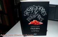 Sferificaciones y macarrones. Libro