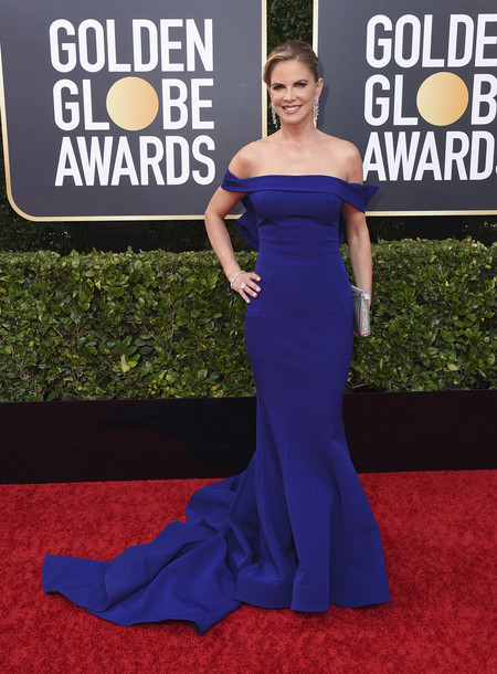 Natalie Morales globos de oro 2020