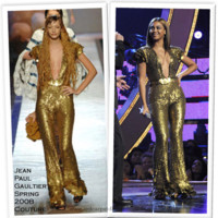 Los looks de Beyoncé Knowles y Fergie en la Fashion Rocks Stage