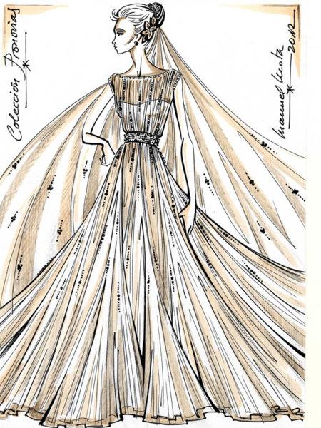 Pronovias colección 2013: las novias helénicas se ponen de moda
