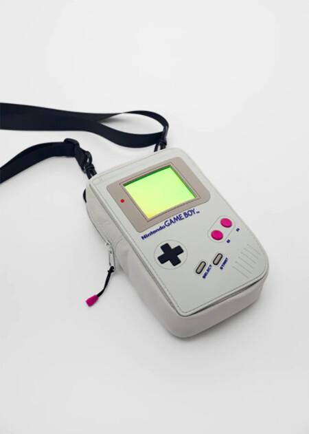 Bandolera Game Boy Zara