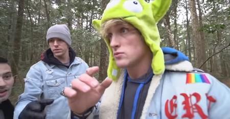 """Logan Paul, el youtuber que decidió que grabar un cadáver en """"el bosque de los suicidios"""" era una buena idea"""