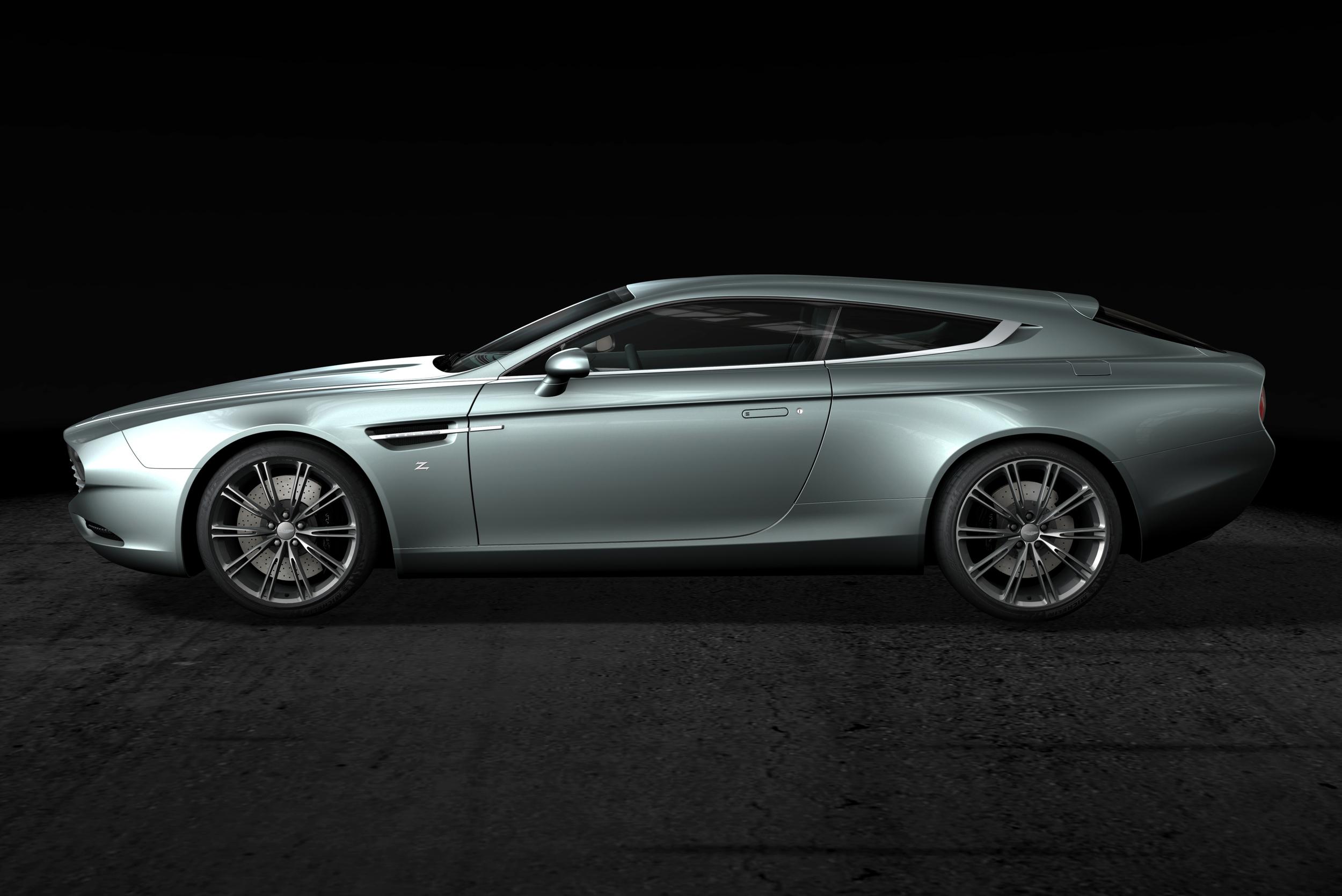Foto de Aston Martin Virage Shooting Brake (1/4)