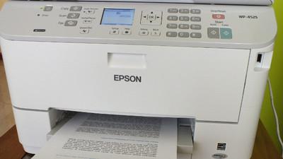 Impresoras Inkjet vs láser: el consumo y ahorro a prueba