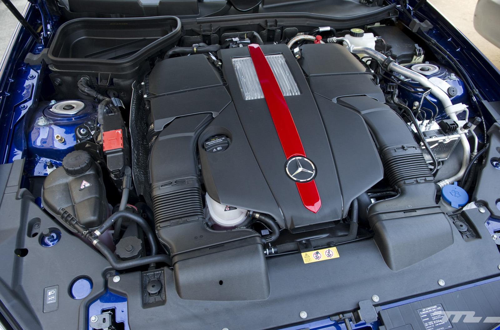 Foto de Mercedes-AMG SLC 43, prueba (17/33)