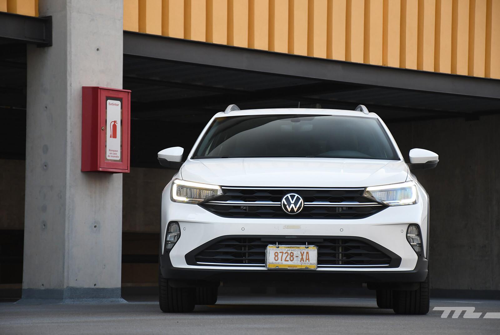 Foto de Volkswagen Nivus (prueba) (10/32)