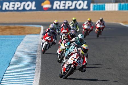 Tony Arbolino Fim Cev Moto3 Mundial Junior Jerez
