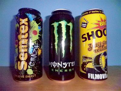 Uno de cada cinco niños toma dos litros de bebidas energéticas al mes