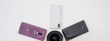 Los mejores smartphones del año (2018): sus análisis y vídeos están aquí
