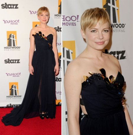 Michelle Williams Nina Ricci