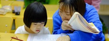 Ante el cierre de las escuelas por el coronavirus China ha abierto una enorme escuela online y hasta emite clases por TV