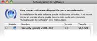 Nueva actualización de seguridad 2008-002