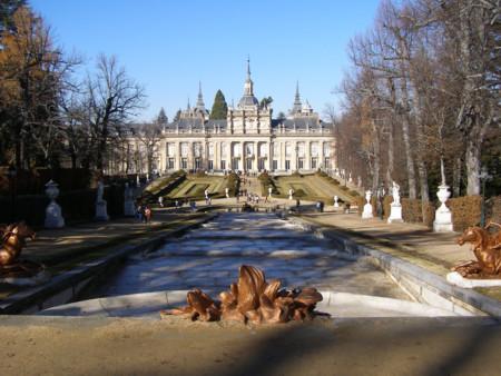 Palacio Granja San Ildefonso