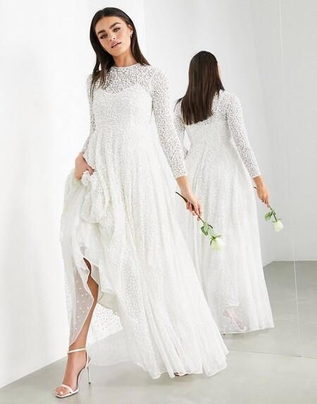 Asos Edition Bridal Novia 06
