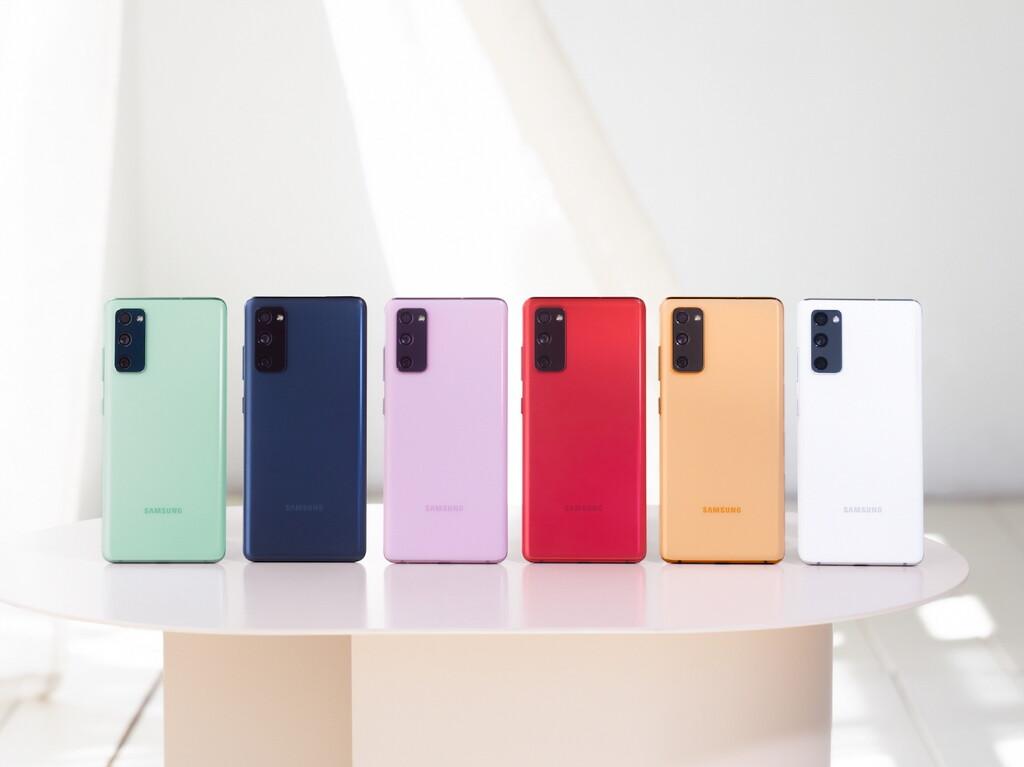 Samsung Galaxy S20 FE: lo último de Qualcomm y 5G en una variante de los S20 que recorta su precio para competir en calidad precio