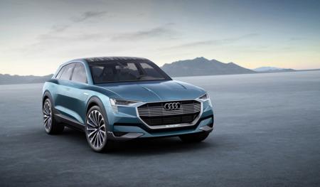 Audi E Tron quattro concept - Audi Q6 e-tron