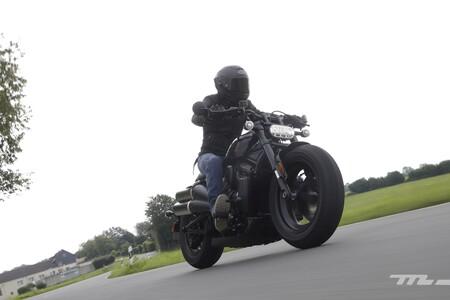 Harley Davidson Sportster S 2021 Prueba 020