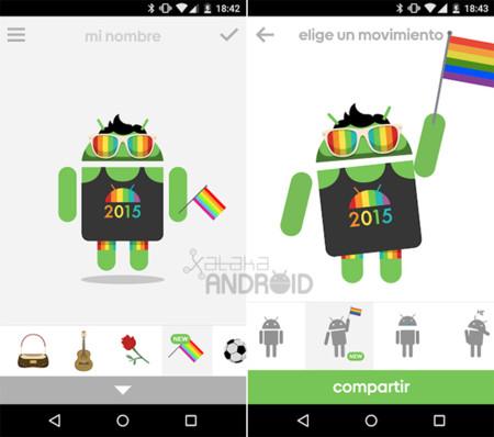 Androidify 4 0