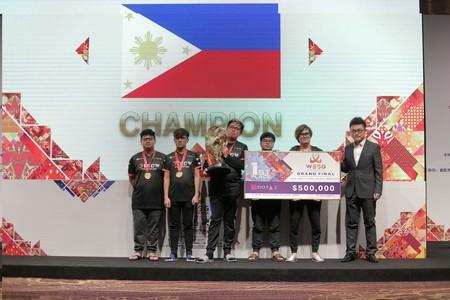 TNC Predator se lleva el trofeo de la WESG y 500.000 dólares por segunda vez
