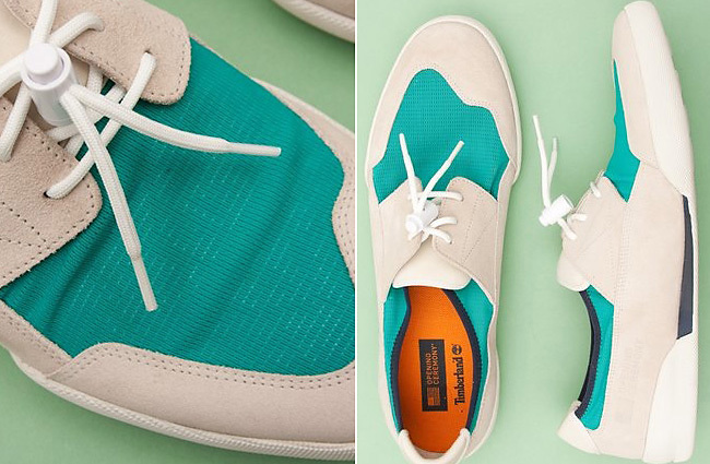 Opening Ceremony & Timberland Watershoes