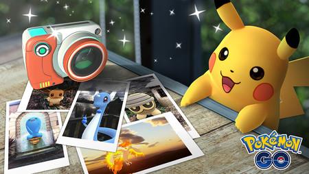 Pokémon GO sacará al fotógrafo que llevamos dentro con su nueva función Instantánea GO