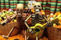Las rutas de los altares del Día de los Muertos
