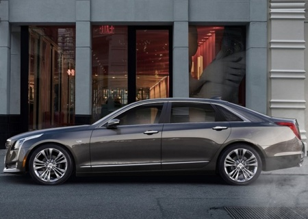 Cadillac Ct6 2016 800x600 Wallpaper 05