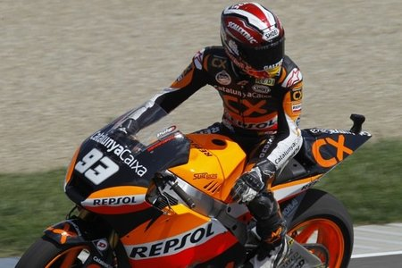 MotoGP Indianápolis 2011: Terol, Márquez y Stoner con muchos matices