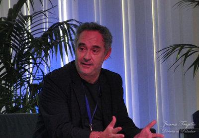 ¿Pagarías 22000 euros por cenar con Ferran Adrià?